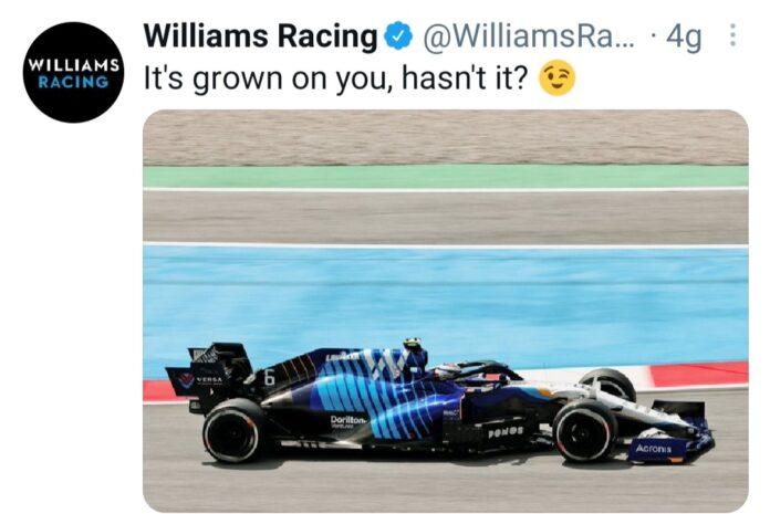 Williams 2022