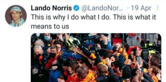 Norris qualifiche