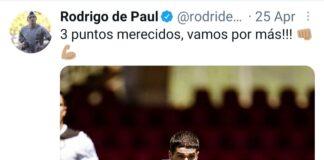 Milan Rodrigo De Paul