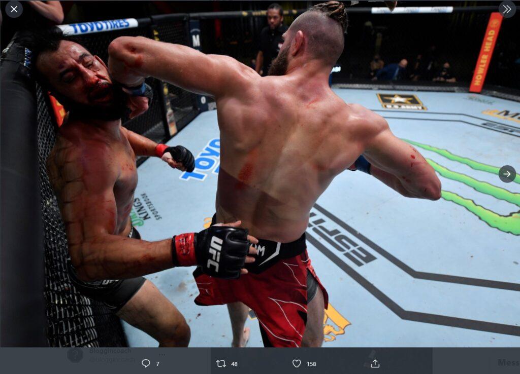 UFC - Il meglio di Maggio 2021