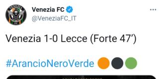 Venezia-Lecce 1-0