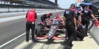 indianapolis 500 fast friday