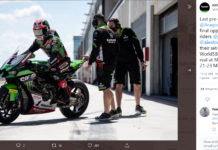 superbike test aragon