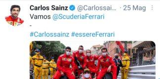 F1 Sainz