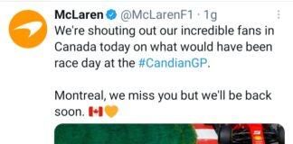 McLaren nuovi aggiornamenti