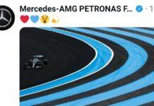 Gp Francia Mercedes