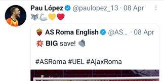 Roma Pau Lopez