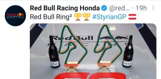 Red Bull sviluppo