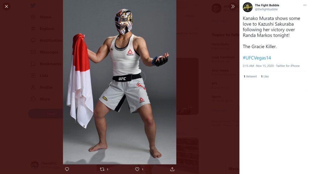 UFC on ESPN - Anteprima - Kanako Murata