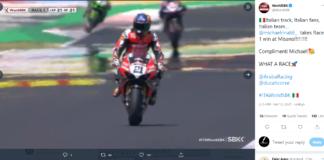 superbike misano gara 1