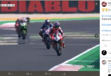 superbike misano superpole race