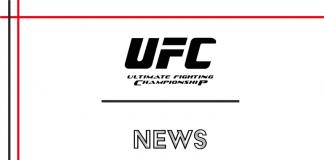 UFC: cambia il main event