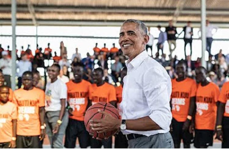 NBA Africa: Barack Obama ne acquista una quota