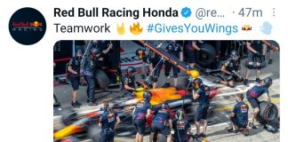 Red Bull olio