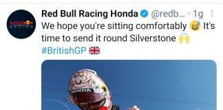 Honda motore Verstappen