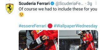 Ferrari aria