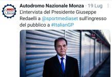 Gp Monza pubblico