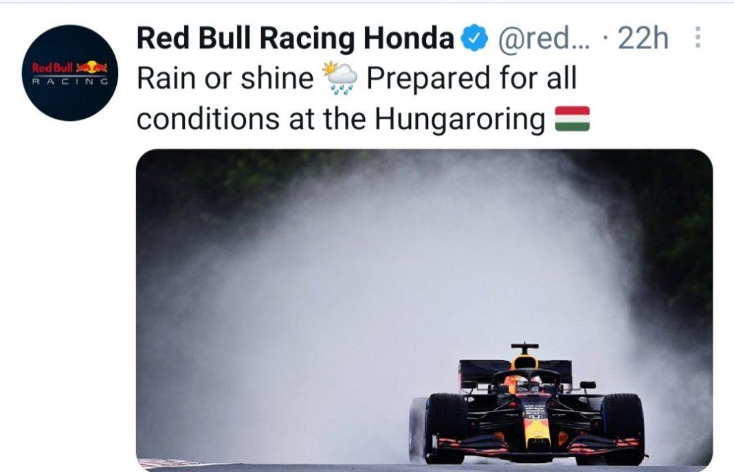 Red Bull power unit