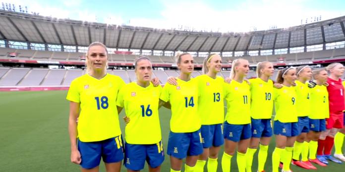 USA-Svezia