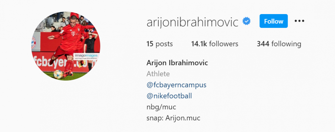 Arijon Ibrahimovic