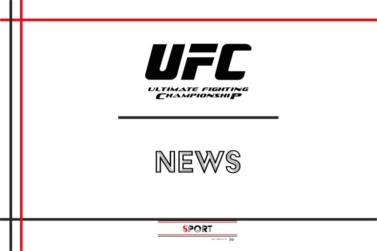 Prossimi match UFC