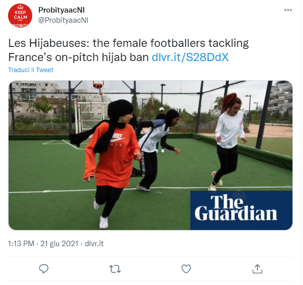 Les Hijabeuses
