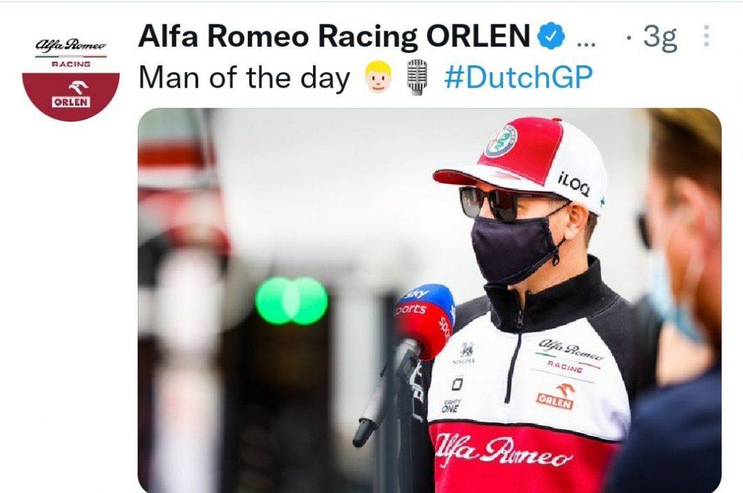 Raikkonen Red Bull