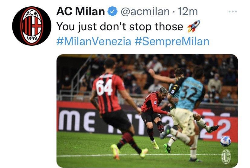 Milan-Venezia 2-0